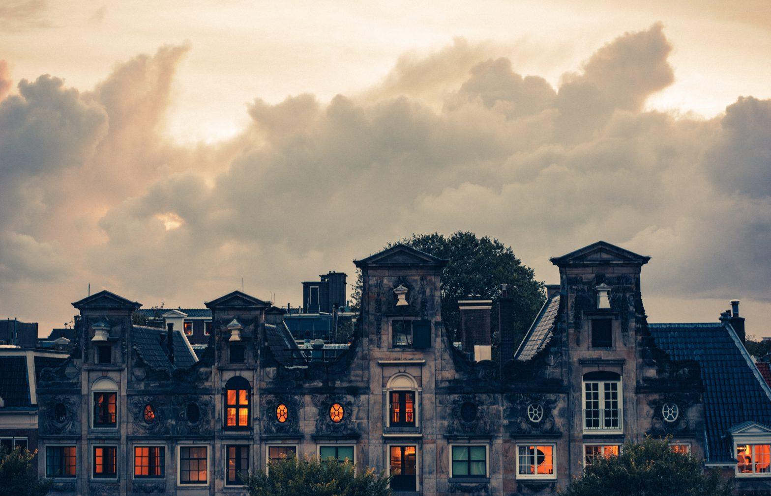 Reizen in Nederland